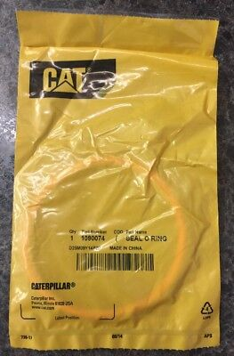 Oem Cat 1090074 Seal O Ring Fits Caterpillar D5m09y14p20 New