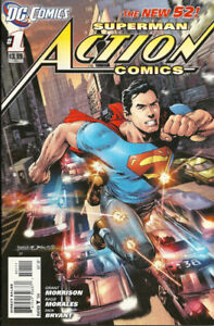 DC New 52 Full Runs (First 2 years or so) Batman Superman Justic
