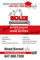 *******Thinking about selling your house ****