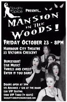 Naughty & Spice Presents: Mansion in the Woods!
