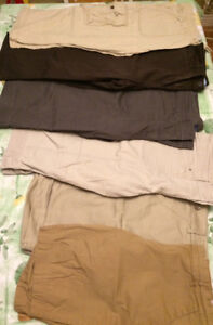 Women's clothes summer shorts and capris (12/14)
