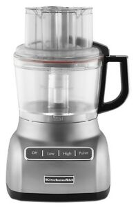 KitchenAid KFP0922CU 9-Cup Food Processor with Exact Slice Syste