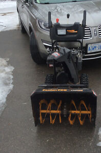 Poulon snowblower