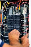 electricien  32 ANS D EXPERIENCE   RIVE NORD