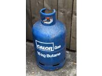 Calor Gas bottle - 15kg (empty)