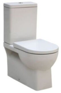 Sale new Back to the Wall Full Ceramic Toilet suite P or S trap Woy Woy Gosford Area Preview