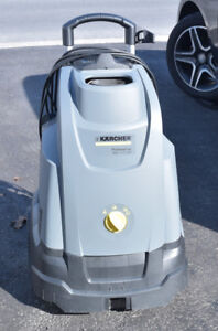 Karcher HDS 1.7 Hot Water Commercial pressure washer
