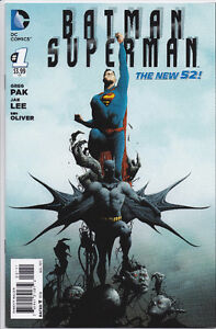 Batman Superman #1-20, never read, near-mint/mint