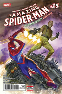 Amazing Spider-Man #25 Ross Huge Blowout 1st Doctor Octopus 2017