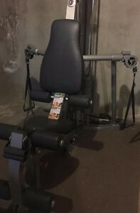 G3 Gym System by Life Fitness $700 must pick up and re-assembly