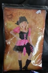 Costume - Pink Punk Pirate