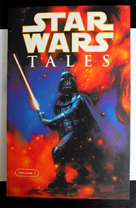 Star Wars Tales Volume 1