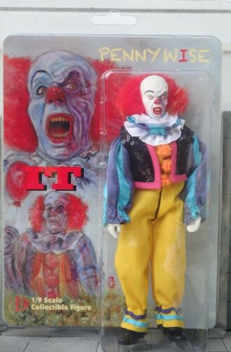 Distinctive Dummies Pennywise (Acid Face Version) IT 1/9 Megostyle Figure