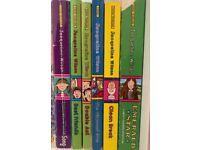 17 x Jacqueline Wilson Children Kids Girls Reading Books