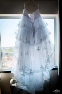Plus Size Wedding Dress | Buy or Sell Wedding Clothing in Winnipeg ...