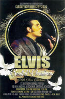 Elvis Soulful Christmas - Church Roof Fundraising Event
