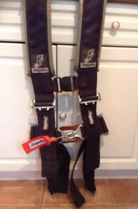 "DragonFire 3"" ATV Racing Harness - Very Good Condition"
