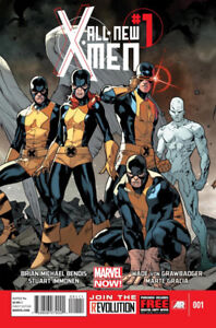 Amazing Spider-man #1/All new X-men #1 Marvel now