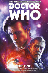 DOCTOR WHO Hardcover Graphic Novel - 11th Doctor - The One