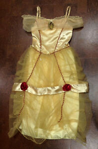 Beauty & the Beast Belle Costume & Shoes