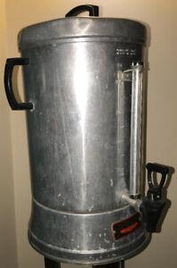 Enterprise 90 Cup Coffee Urn/Percolator