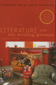 Literature and the Writing Process, Canadian Edition