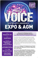 I Am A Voice for Epilepsy Awareness  Expo & AGM