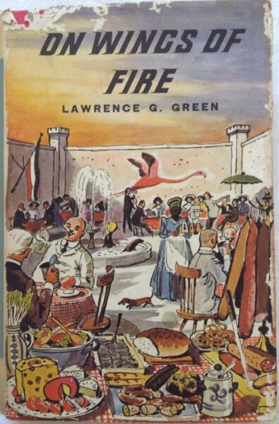 On Wings of Fire - Lawrence Green