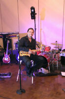 Live saxophone music for events