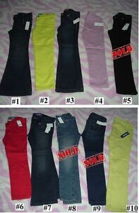 5T Girls --- Brand NEW Jeans with tag