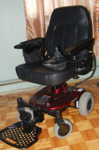 Fauteuil Roulant Shoprider Axis (chaise roulante)