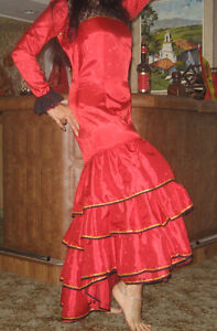 Flamenco Skirts for Sale West Island Greater Montréal image 2