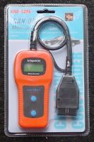 U480 DIAGNOSTIC CAN BUS OBD2 SCANNER+CODE READER - BRAND NEW