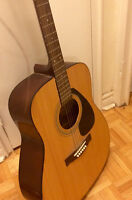 Acoustic Spanish Metal String Guitar-F210
