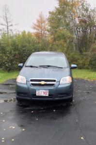 Auto Chevrolet Aveo 2009