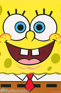 POSTER - TV - SPONGEBOB - PORTRAIT - FREE SHIPPING ! #2578   RW12 X