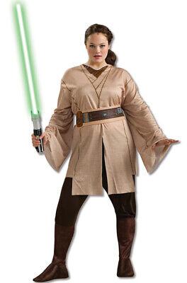 Female Knight Costume (Star Wars Female Jedi Knight Plus Size)
