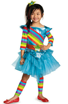 Rainbow Costume Child (Colorful Cutie Rainbow Tutu Child)