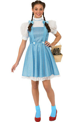 The Wizard Of Oz Dorothy Halloween Costume (The Wizard of Oz Dorothy Halloween Sensations Adult)