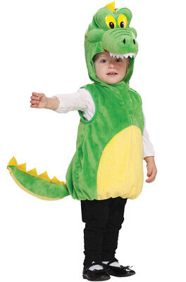 Brand New Swamp Cuddlee Crocodile Reptile Toddler - Crocodile Toddler Costume