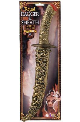 Game of Thrones Fantasy Dagger with Sheath Costume Accessory - Costume Dagger