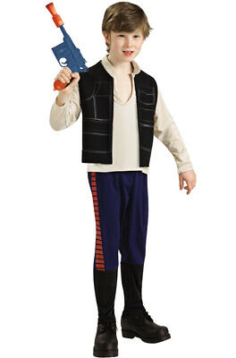 Star Wars Han Solo Child Costume (Han Solo Baby Costume)