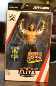 WWE Elite Figure Series 57 Jeff Hardy