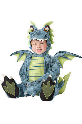 Darling Dragon Infant Baby Halloween Costume
