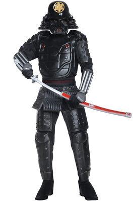 Brand New Star Wars Darth Vader Samurai Adult - Star Wars Darth Vader Adult Kostüm