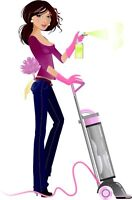 Reclaim your free time! Let us do your cleaning