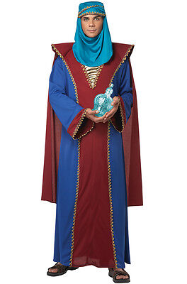 Balthasar of Arabia Three Wise Men Adult Costume (Costumes Of Three)