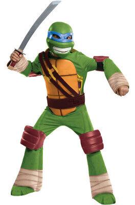 Child Teenage Mutant Ninja Turtle Costume (Teenage Mutant Ninja Turtles Deluxe Leonardo Child)