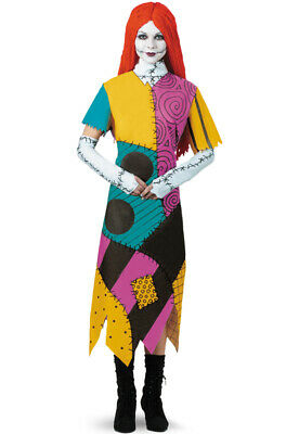 The Nightmare Before Christmas Classic Sally Adult Costume