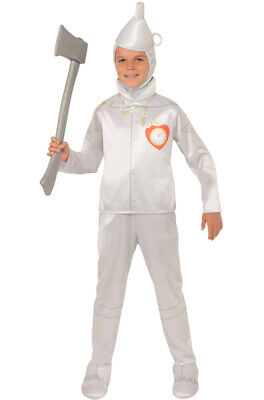 Brand New The Wizard of Oz Tin Man Child Halloween Costume